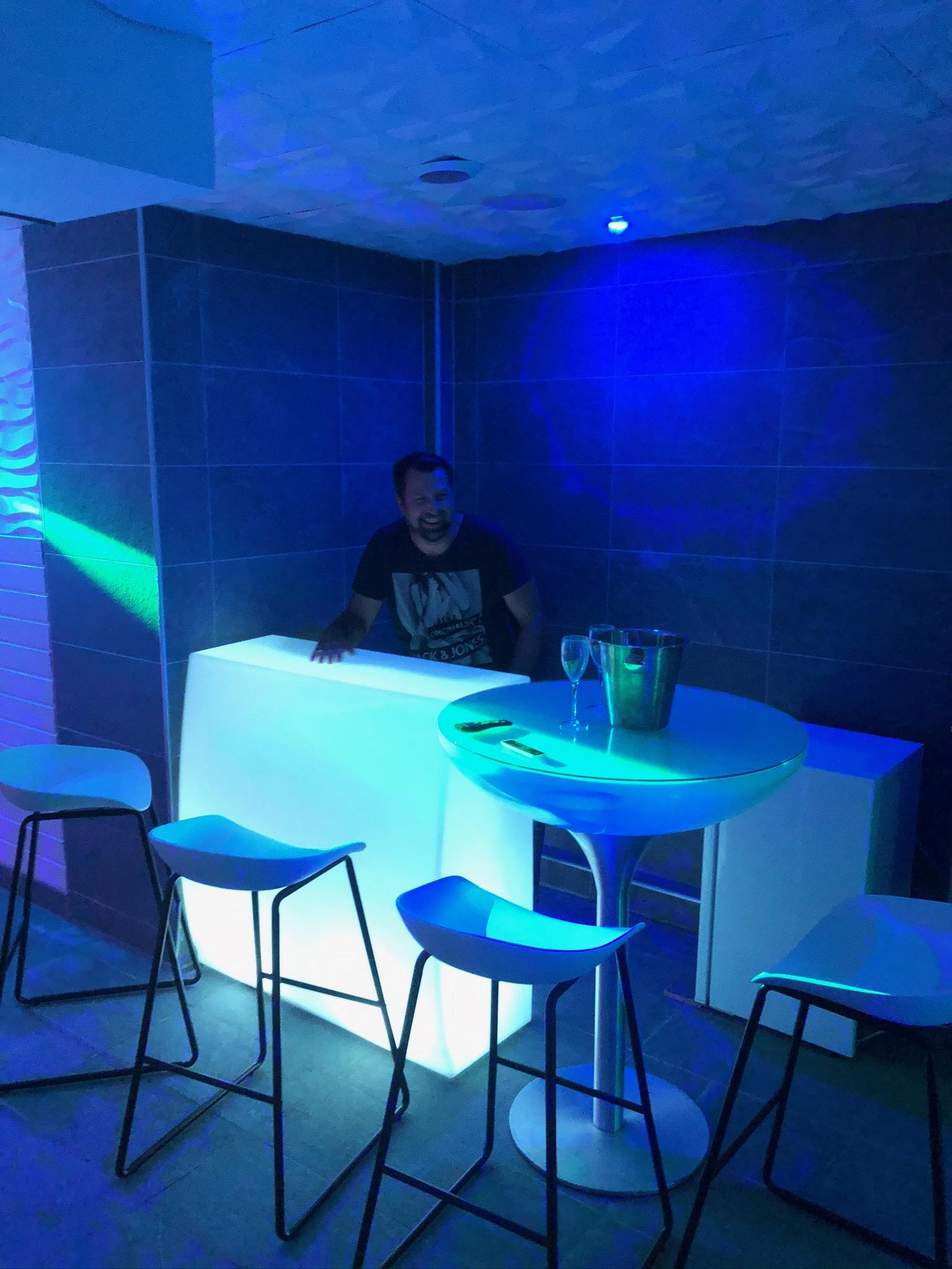 bar les bains Lounge
