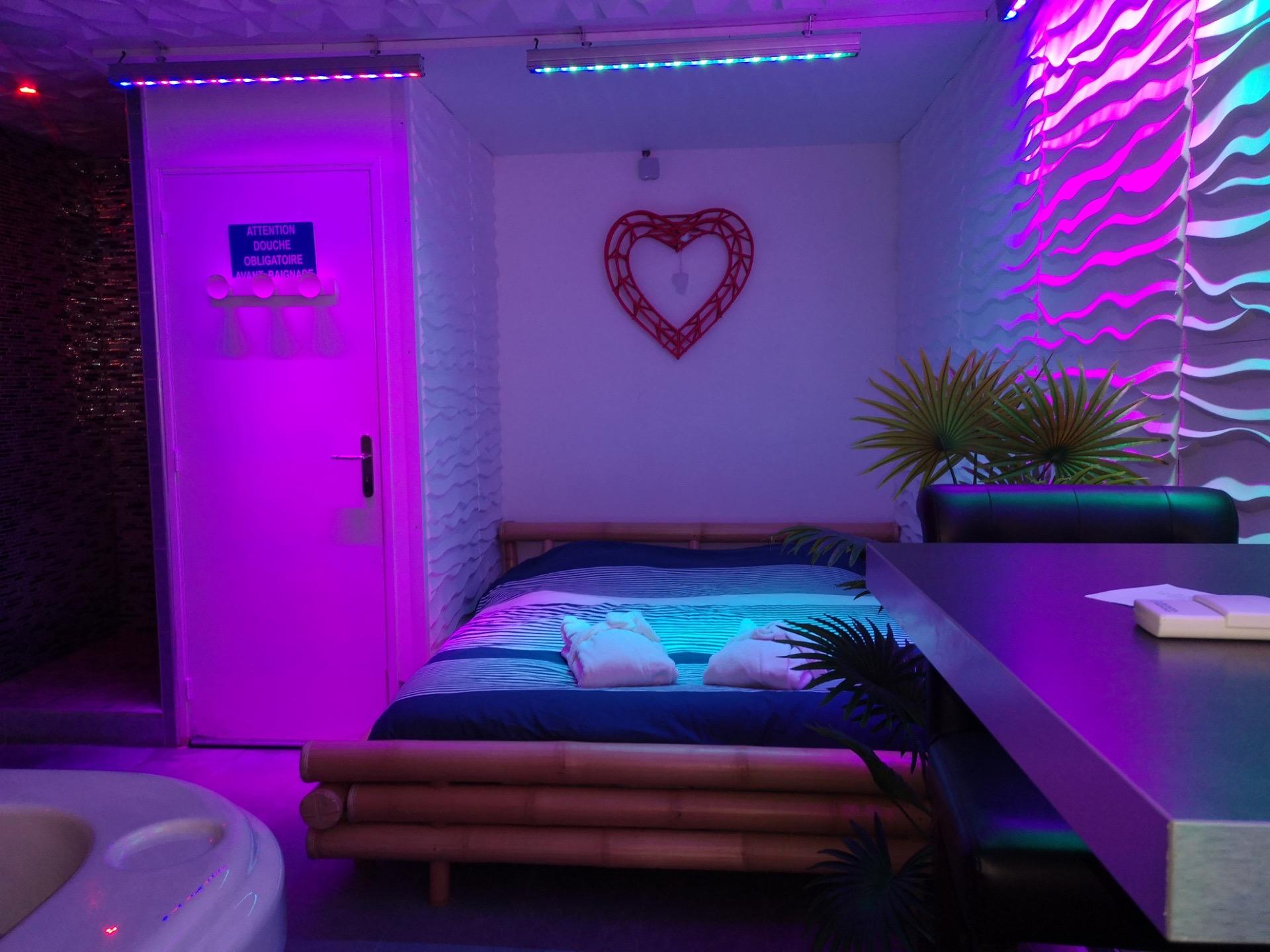 Chambre Avec Jacuzzi Lille Spa Privatif Lille Spa Prive Lille